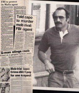 Joe Pistone aka Donnie Brasco - a federal mafia infiltrator in 70's-80's, led to 100 convictions